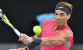 Теннисист Надаль вышел в четвертьфинал Открытого чемпионата Франции