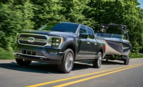 Ford рассказал о моторной гамме нового F-150: двигатели V6 и V8 прибавили в мощности
