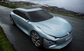 Citroen скоро запустит в производство новую модель: скорее всего, это преемник C5