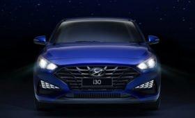 Семейство Hyundai i30: альтернативный рестайлинг хэтча и седан, который должен появиться в РФ