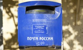 Фотограф в Москве случайно нашел заброшенную автостоянку «Почты России»