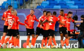 Донецкий «Шахтер» одолел в гостях мадридский «Реал» в Лиге чемпионов