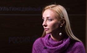 Татьяна Навка открыла свою академию фигурного катания в Красногорске